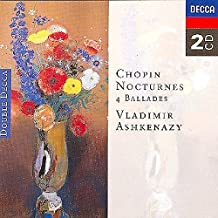 Best ashkenazy chopin nocturnes Reviews