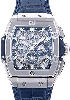 ウブロ HUBLOT スピリット・オブ・ビッグバン チタニウム ブルー 641.NX.7170.LR 新品 腕時計 メンズ (641NX7170LR) [並行輸入品]