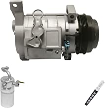 RYC Remanufactured AC Compressor Kit KT D052
