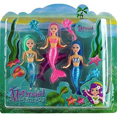 Amazon Co Uk Mako Mermaids Moon Ring