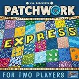 Lookout Games- Patchwork Express, colores variados (LK3543) , color/modelo surtido
