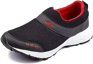 Asian shoes Future 04 Black Red Mens Shoe