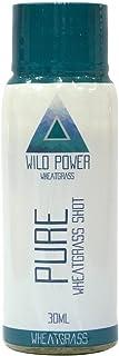 Vitamin Packed Pure Wheatgrass Shot: listo para tomar tragos. Paquete