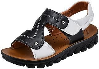 COMVIP Children Casual Summer Beach Open Toe Strap Flat Sandals Shoes