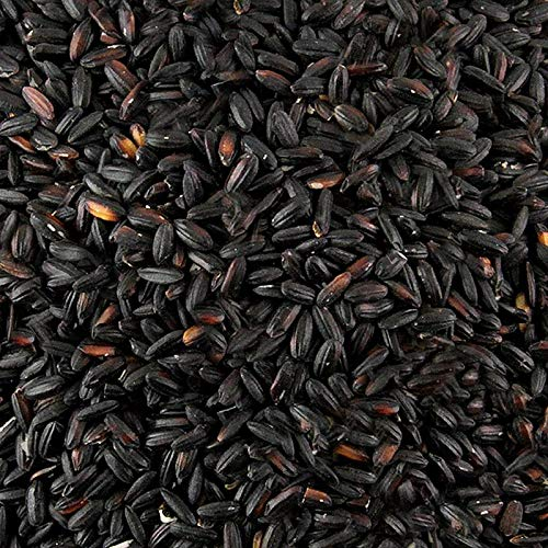 [ 1kg ] ROYAL THAI Schwarzer Reis / Riz Noir Cargo AAA / Black Cargo Rice