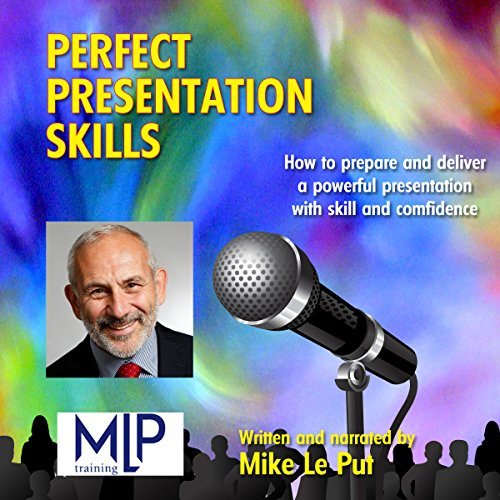 Perfect Presentation Skills cover art
