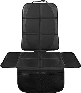 LIONSTRONG Kindersitzunterlage, ISOFIX geeignete Unterlage für Kindersitze, Sitzschoner zum Schutz Ihrer Autositze L 1er Pack