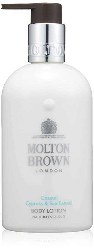 復活フィルタ北西MOLTON BROWN(モルトンブラウン) サイプレス&シーフェンネル コレクション C&Sボディローション