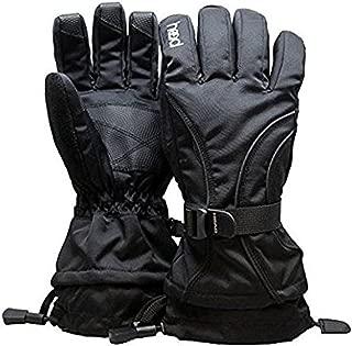 Junior Ski Glove (L, Black)