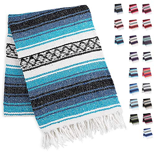 Zulay Home Authentic Mexican Blankets