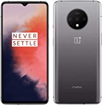 "OnePlus 7T (128GB, 8GB) 6.55"" AMOLED 90Hz Display, Snapdragon 855+, T-Mobile Unlocked Global 4G LTE GSM (ATT, Metro, Crick..."