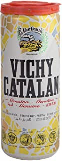 Best Vichy Catalan - Sparkling Mineral Water - 11.15 oz (330 ml ) (24 cans) Review