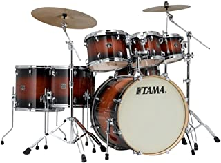 Tama CL72S Superstar Classic Maple Shell Pack Mahogany Burst Lacquer Finish