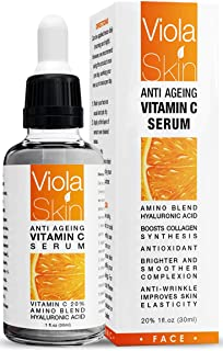 𝗣𝗥𝗘𝗠𝗜𝗨𝗠 Vitamin C Serum For Face with