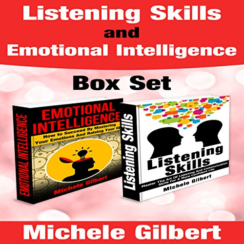 Listening Skills and Emotional Intelligence Box Set cover art