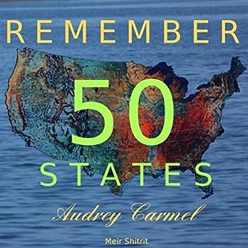 Remember 50 States