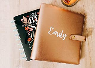 Best happy planner personalized cover Reviews
