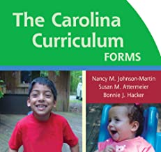 The Carolina Curriculum Forms CD-ROM (Third Edition)