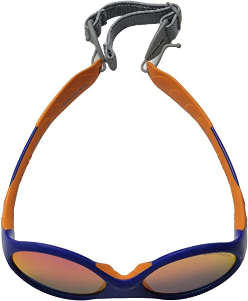 Blue/Orange with Spectron 3 Color Flash Lens