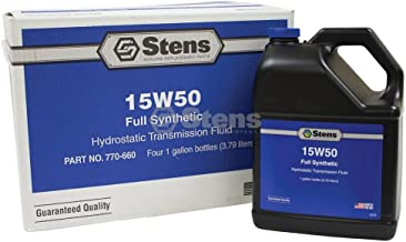 Stens 770-660 Hydrostatic Transmission Fluid, Black