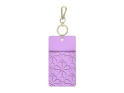 Kate Spade New York ID Clip (Spade Flower) Wallet Handbags
