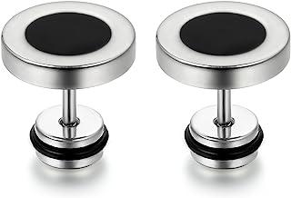 nueva productos 6c9e4 4b8ba Amazon.es: pendientes bulgari plata: Joyería