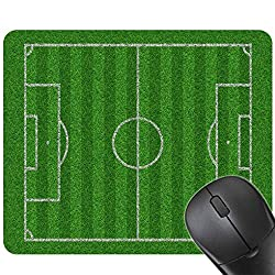 Football Field Gaming Rubber Mouse Mat