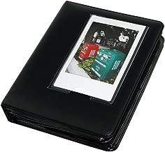 Macaron Colorful Frame Mini Polaroid Films Book Photo Album for Fujifilm Fuji Instax Instant mini 7s / 8/9 / 25/50 / 90/70 Black