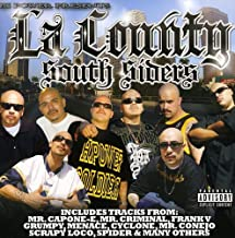 LA COUNTY SOUTHSIDER'S