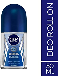 Nivea Deodrant Roll On, Cool Kick, 50ml