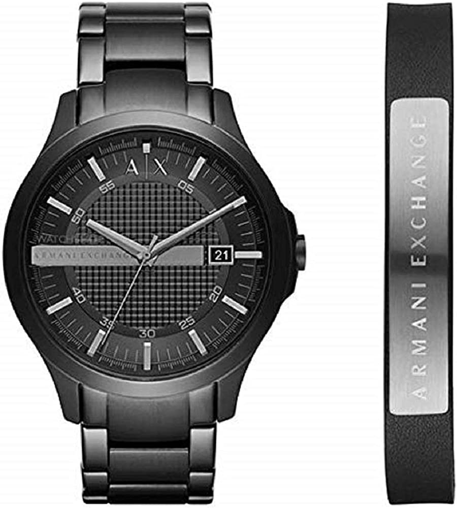 Armani exchange orologio analogico quarzo uomo AX7101