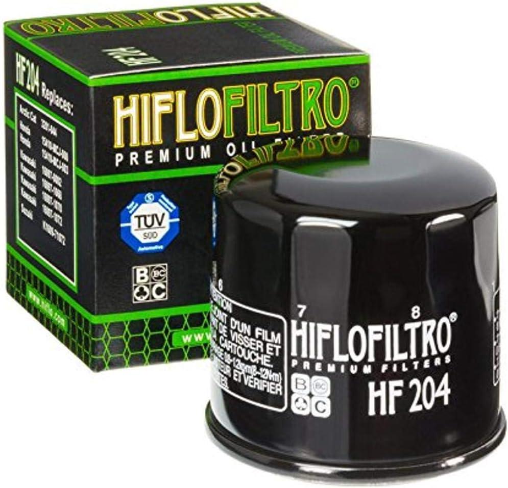 Hiflofiltro Hf204 Ölfilter Anzahl 1 Auto