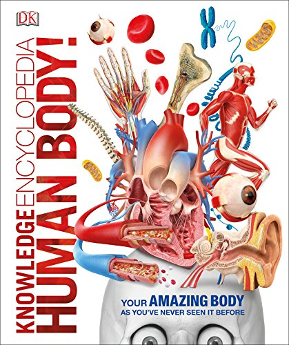 Knowledge Encyclopedia Human Body! (Knowledge Encyclopedias)