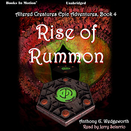 Rise of Rummon audiobook cover art