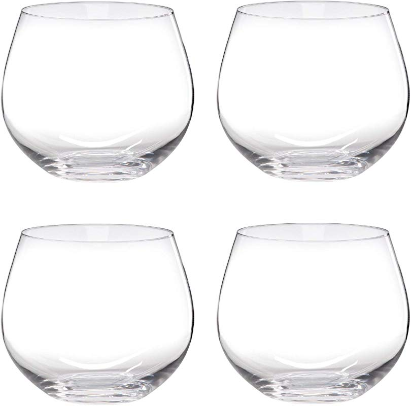 Riedel O Wine Tumbler Oaked Chardonnay Set Of 4