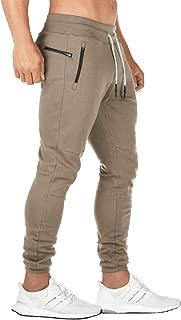Notdark Herren Jogginghose Mode Baumwolle Freizeithose Sport Slim Fit Trainingshose Sweatpants Jogger Pants