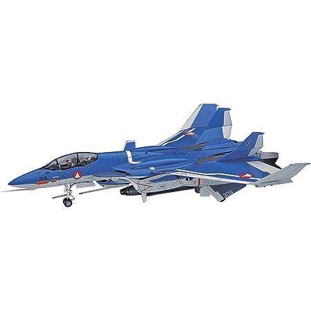 ハセガワ マクロスゼロ VF-0D デルタ翼複座型 1/72スケール プラモデル 18