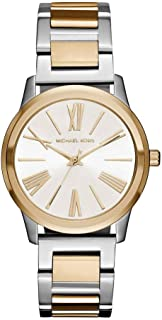 مايكل كورس ساعة رسمية للنساء اولاد ستانلس ستيل - MK3521