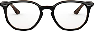 Rx7151 Hexagonal Prescription Eyeglass Frames