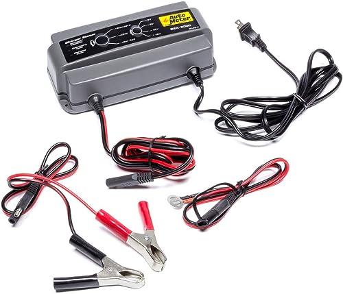 popular AutoMeter BEX-5000 Battery high quality Extender 6/8/12/16V 5 Amp outlet online sale Battery Extender online