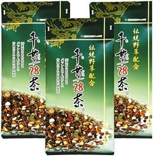 千草28茶 200g×3個