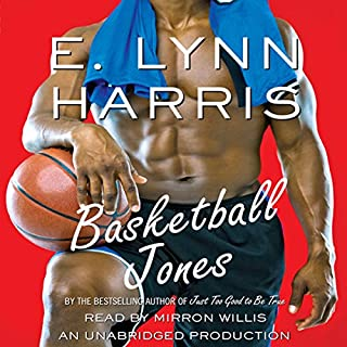 Basketball Jones audiobook cover art