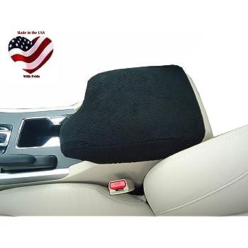 Fit for Subaru CROSSTREK 2012-2016 Center Armrest Console Lid Box Decor Cover Protector