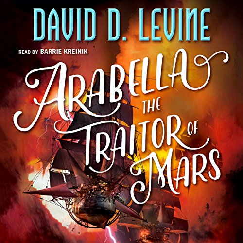 Couverture de Arabella the Traitor of Mars