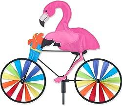 Premier Kites 20 in. Bike Spinner - Flamingo