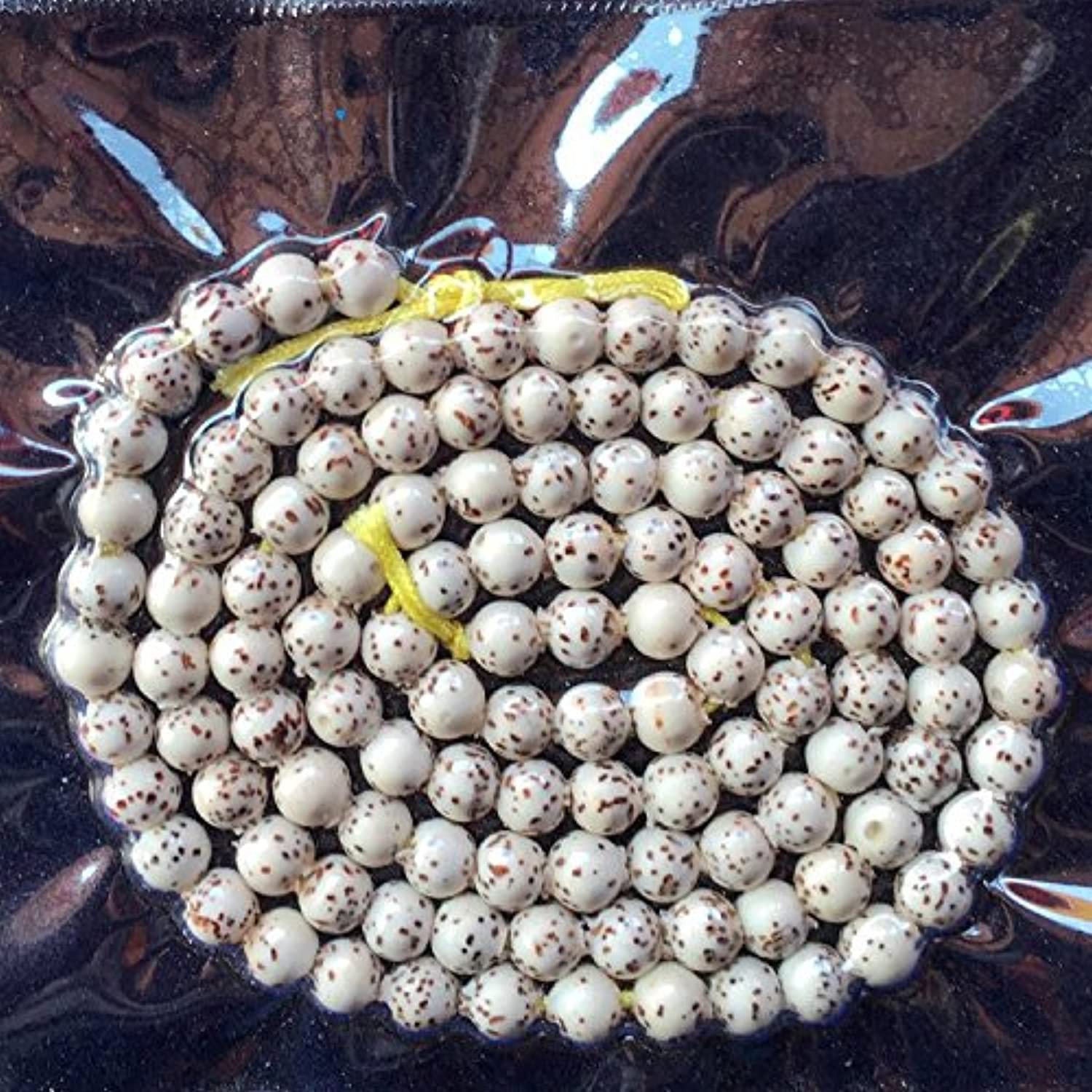 I 5 Xingyue Pu Tizi Ball high Density Wool-Month Feeding Dry Grinding Beads String Necklace Pendant Scratch cis Element 108 Beads