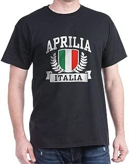Aprilia Italia Classic 100% Cotton T-Shirt
