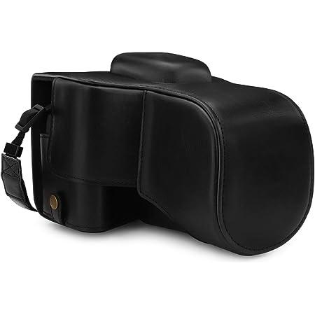 Megagear Mg1607 Canon Eos 2000d Ever Ready Leder Kamera