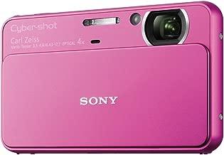 Sony T Series DSC-T99/P 14.1 Megapixel DSC Camera with Super HAD CCD Image Sensor (Pink)
