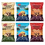 Field Trip, Crispy Cuts Sampler, Pork Rinds, Paleo, Keto Snacks, Low Carb, High...